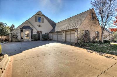 Oklahoma City Single Family Home For Sale: 3400 Stone Brook Court
