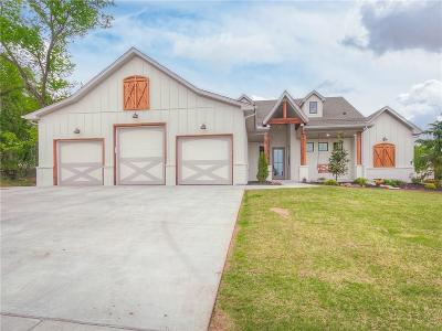 Edmond Single Family Home For Sale: 6216 Beau Court