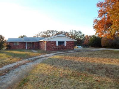Shawnee Single Family Home For Sale: 6 Frosty Acres