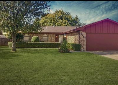 Altus Single Family Home For Sale: 2417 Flamingo Lane