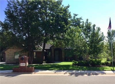 Single Family Home For Sale: 500 Seville Drive