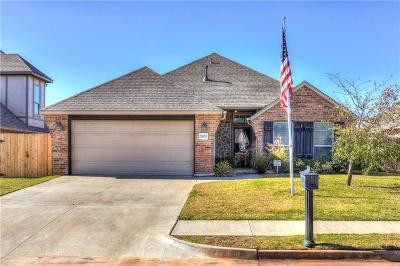 Edmond Single Family Home For Sale: 3909 Normandy