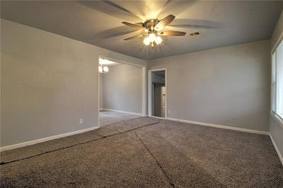 Del City Single Family Home For Sale: 2100 Mickey Road