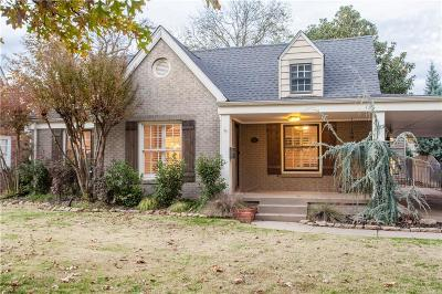 Oklahoma City Single Family Home For Sale: 905 NW 40th Street