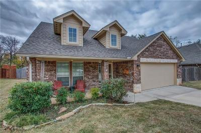 Choctaw Single Family Home For Sale: 1071 Creekside Drive