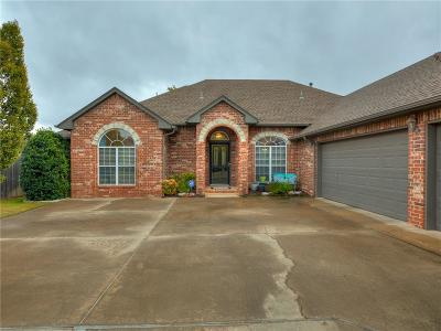 Edmond Single Family Home For Sale: 1700 Lancaster Drive