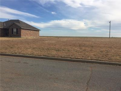 Cordell Residential Lots & Land For Sale: 1407 Mallard Way