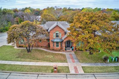 Edmond Single Family Home For Sale: 1501 Olde Waterfront