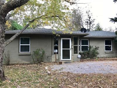 Midwest City Single Family Home For Sale: 9600 NE 11th St