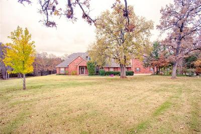 Norman Single Family Home For Sale: 5808 Hickory Bend