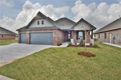 Yukon Single Family Home For Sale: 2829 Canyon Berry Lane