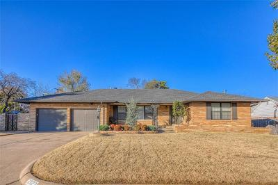 Single Family Home For Sale: 3323 NW 60th Street