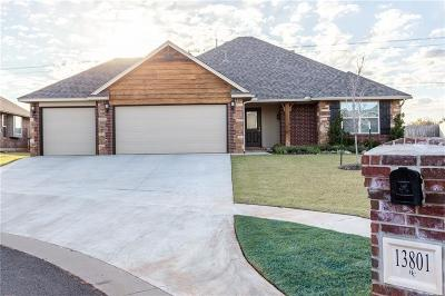 Piedmont Single Family Home For Sale: 13801 Grazing Meadow Court