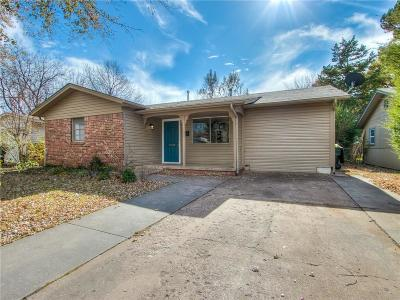 Norman Single Family Home For Sale: 1706 Dakota Street