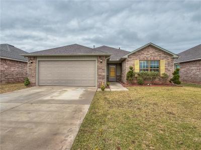 Yukon Single Family Home For Sale: 7217 Prairie Twyne Drive
