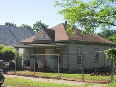 Oklahoma City Single Family Home For Sale: 616 NE 2nd Street
