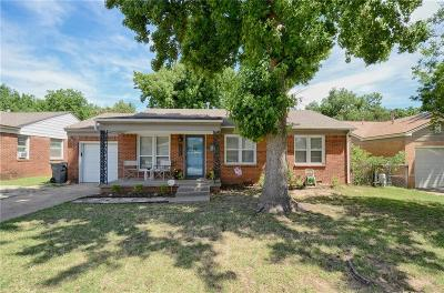 Oklahoma City Single Family Home For Sale: 1505 Oxford Way