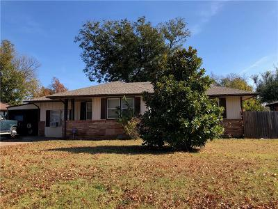 Oklahoma City Single Family Home For Sale: 1714 N Vermont Avenue