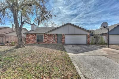 Yukon Single Family Home For Sale: 11912 SW 7th Street