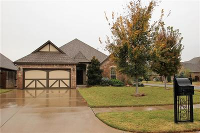 Edmond Single Family Home For Sale: 928 NW 195th Place