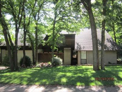 Edmond Single Family Home For Sale: 1900 Singingwood
