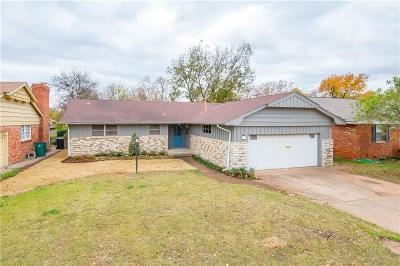 Oklahoma City Single Family Home For Sale: 2528 NW 44th Street