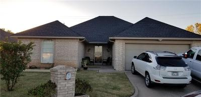 Newcastle OK Single Family Home For Sale: $180,000