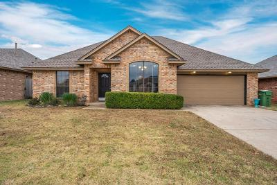 Yukon Single Family Home For Sale: 1156 McConnell Drive