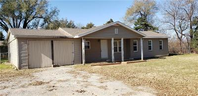 Purcell Single Family Home For Sale: 21115 State Highway 24