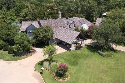 Oklahoma City OK Single Family Home For Sale: $995,000