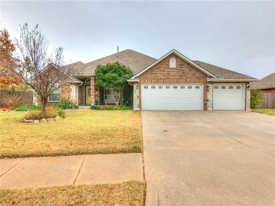 Norman Single Family Home For Sale: 3020 Summit Hill