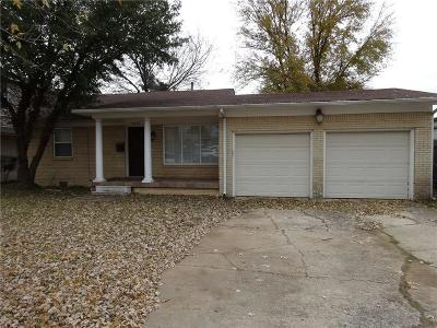 Oklahoma City Single Family Home For Sale: 2832 Warwick