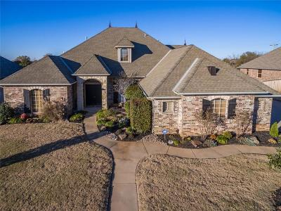 Edmond Single Family Home For Sale: 1125 River Chase Drive