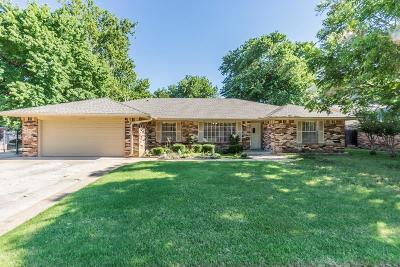 Norman Single Family Home For Sale: 2129 Reynolds Court