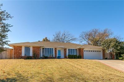 Oklahoma City Single Family Home For Sale: 13305 N Pinehurst Street