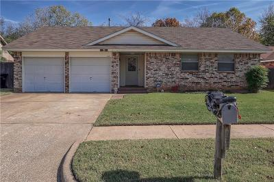Moore Single Family Home For Sale: 1112 S Patterson Drive