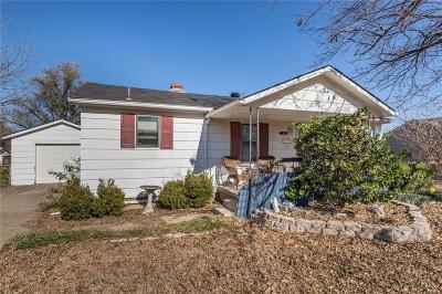 Del City Single Family Home For Sale: 4629 SE 26th Street