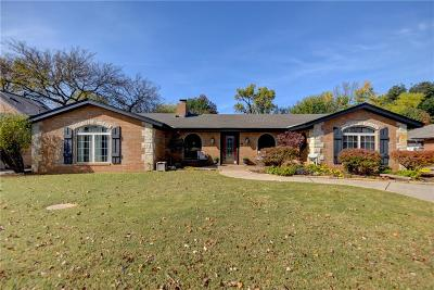Oklahoma City Single Family Home For Sale: 10909 Greenbriar Chase