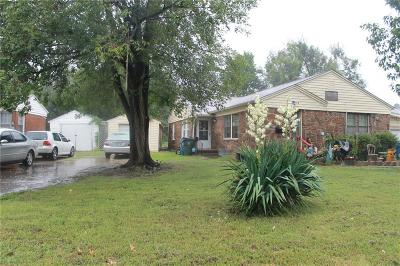 Midwest City Multi Family Home For Sale: 317 Babb Drive