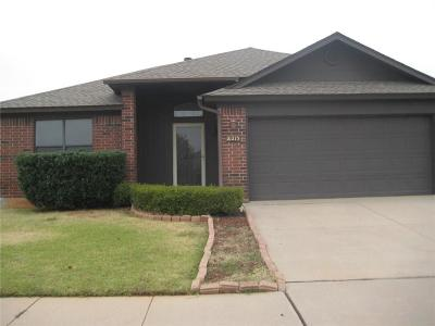 Oklahoma City Single Family Home For Sale: 10213 Portsmouth Court