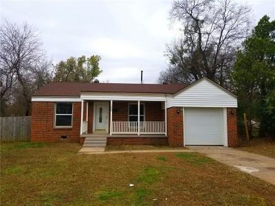 Oklahoma City Single Family Home For Sale: 1208 NE 39th Street