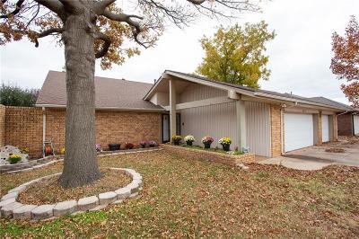 Oklahoma City Single Family Home For Sale: 6612 Briarcreek Drive