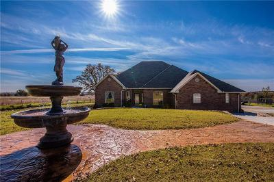 Blanchard OK Single Family Home For Sale: $319,900