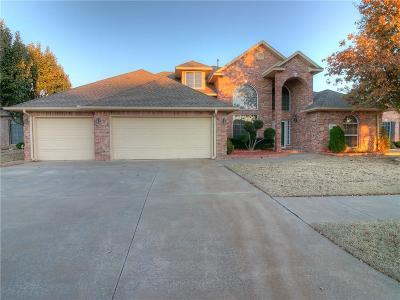 Oklahoma City Single Family Home For Sale: 6420 Green Meadow Ln
