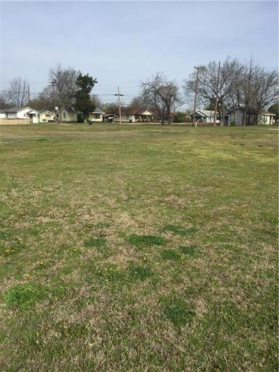 Stroud Residential Lots & Land For Sale: 419 W 7th Street