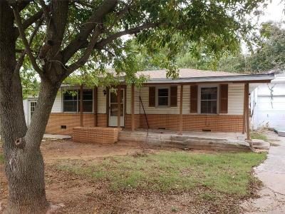 Midwest City Single Family Home For Sale: 10512 Tumilty