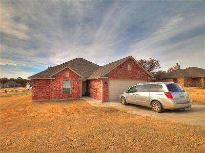 Guthrie Single Family Home For Sale: 11473 Stonecrest