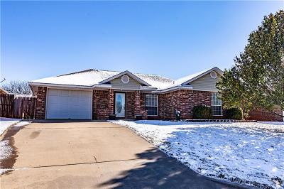 Weatherford Single Family Home For Sale: 148 Tobi