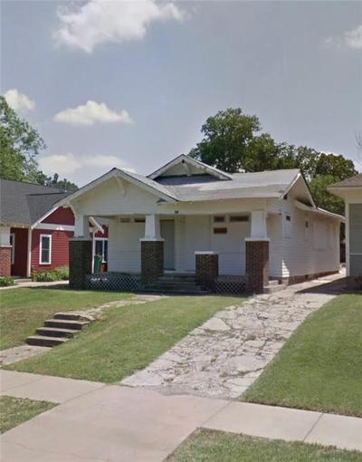 Single Family Home For Sale: 724 22nd