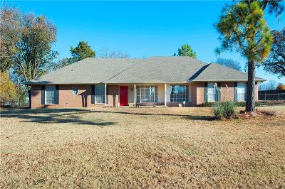 Edmond Single Family Home For Sale: 5735 Northwood Drive